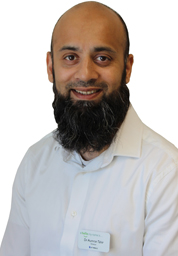 Dr Aumran Tahir : GP Founder & Director | MBBS MSc DGM DRCOG DCH DFRSH FRCGP PGCertMedEd