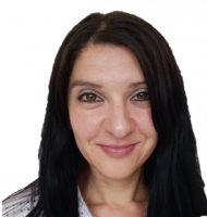 Miss Stella Athanasiou : Assistant Practice Manager